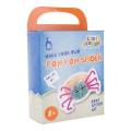 Kit Pom Pom Spider rose-bleu - 346