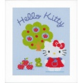 Kit au point compté Hello Kitty avec pommier aida - 4