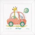 Kit au point compté en voiture avec girafe aida - 4