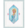 Kit au point compté disney frozen coeur aida - 4