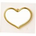 Cadre en plastique coeur (24 pcs) - 4
