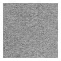 Tissu jersey matelassé france duval gris chiné - 44