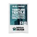 Teinture textile universelle 10g bleu saphir - 467