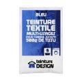 Teinture textile universelle 10g bleu - 467