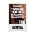 Teinture textile universelle 10g marron - 467