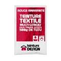 Teinture textile universelle 10g rouge amarante - 467