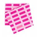 Coupon 50x54 cm blocs rose clair rose foncé - 468
