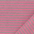 Tissu jersey gris/rose - 468