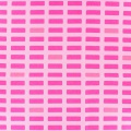 Toile motif bloc 100%col110cm-roseclair-rosefoncé - 468