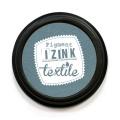 Encreur izink textile Aladine gris - 470