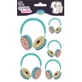 Sticker textile Aladine casque - 470