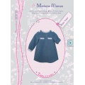 Patron Madame Maman robe Chloé 2-3-4 ans - 472