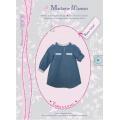 Patron Madame Maman robe Chloé 5-6-8 ans - 472