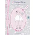 Patron Madame Maman veste Clarisse 8-10-12 ans - 472
