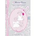 Patron Madame Maman robe Juliette 18-2-3 ans - 472