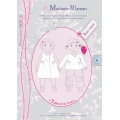 Patron Madame Maman robe Juliette 8-10-12 ans - 472
