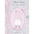 Patron jupe-culotte Manon de 8 à 12 ans - 472