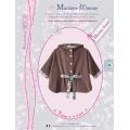 Patron manteau rosalie 2-4-6 ans - 472