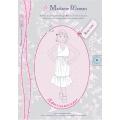 Patron Madame Maman robe Sofia 2 à 12 ans - 472