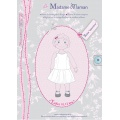 Patron Madame Maman robe Valentine 10-12 ans - 472