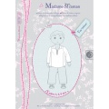 Patron Madame Maman top William 5-6-8 ans - 472