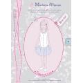 Patron Madame Maman robe Zoé 8-10-12 ans - 472