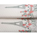 Tissu jersey double bord stenzo chat chat chic à p - 474