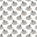 Tissu jersey imprimé Stenzo whale - 474