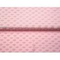 Tissu jersey towel jacquard dots - 474