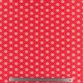 Tissu stenzo jersey origami rouge - 474