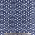 Tissu stenzo jersey origami marine - 474