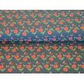 Tissu Stenzo jersey fleurettes 150cm - 474