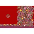 Panneau jersey dp jardin gipsy 120x150cm - 474
