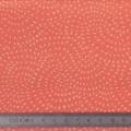 Tissu Dashwood twist corail - 476