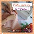 Petites coutures à 4 mains ! livre Créapassions - 482