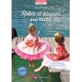 Robes et blouses pour filles livre Créapassions - 482