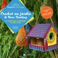 Livre Créapassions Crochet au jardin yarn bombing - 482