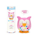 Kit Kullaloo hibou lou rose - 486