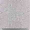 Tissu Fryett's enduit spotty grey - 492
