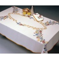 Nappe rectangle coton blanc 140/170 sans dentelle - 55