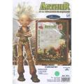 Kit Princesse calendrier Arthur - 64