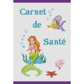Carnet sante fonds marin - 64