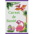 Carnet sante dinosaures - 64