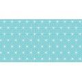 Tissu géometrique étoiles scandinaves - 64
