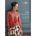 Publication rowan fine art aran mini coll x 5 - 72