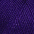 Laine rowan cf worsted 10/100g true purple - 72