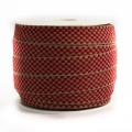 Ruban damien lin coton 12 mm - 77