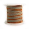 Ruban lin coton 11 mm - 77