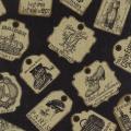 Tissu yuwa 80%coton20%lin 110/112cm canvas - 82