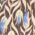 Tissu yuwa 95% coton 1% lin 110/112cm seersucker - 82